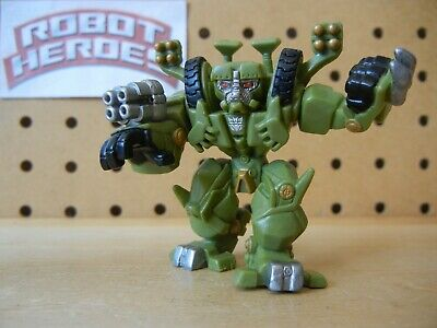 Transformers Robot Heroes BRAWL Decipticon from Movie Series Wave 2