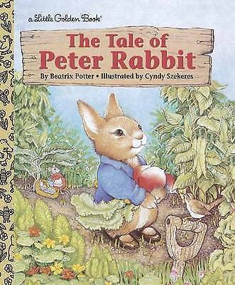 The Tale of Peter Rabbit (Little Golden Book), Potter, Beatrix, Very Good Book