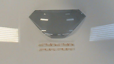 APRILIA RSV 1000 MILLIE 1998-2000 HEADLIGHT PROTECTOR, MADE IN THE Uk,13 colours