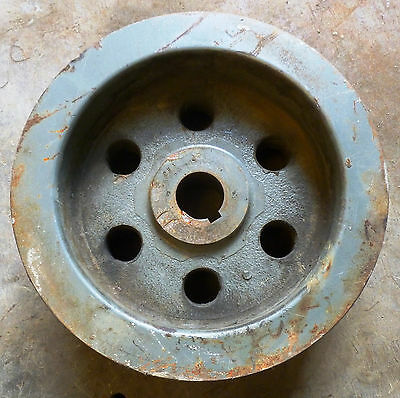 Carrier Compressor Pulley 5H60  - 1104 USED TAKE OUT
