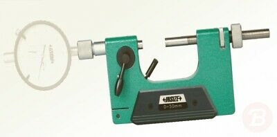 INSIZE 2184-25W Dial Snap Gage without Dial Indicator, 0-25 mm