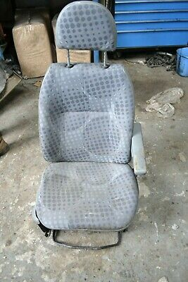 ford transit mk7 drivers seat with arm rest 2006-2014