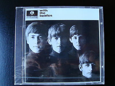 The Beatles-With The Beatles-Apple(1963) Parlophone-New!!!!!