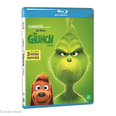 The Grinch ( Blu-ray ) / Region A