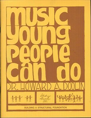 Music Young People Can Do Study Level III 1980 Doolin Structural Foundation