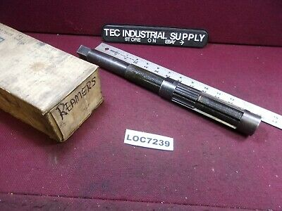"1-1/2"" to 1-13/16"" ADJUSTABLE BLADE REAMER CLEVELAND SIZE L QUICK SET  LOC7239"