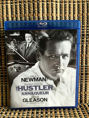 The Hustler (Blu-ray, 2011)Paul Newman/Jackie Gleason/Minnesota Fats.Pool
