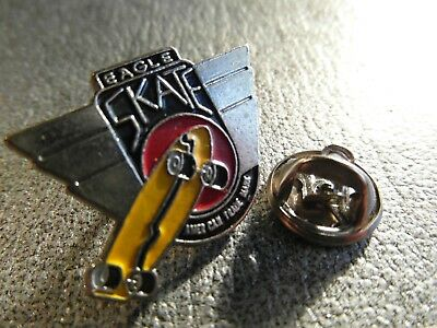 Rare Pins Pin's - Eagle Skate Board - Amer Can Trade Mark - Sport - Pays * Ef *