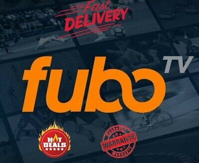 ⭐FUBO TV Account ⭐ 1 Year Subscriptio |Fast Delivery| INSTANT DELIVERY