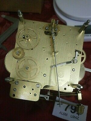 HERMLE 341-021 FHS Wall Clock MOVEMENT 45cm pendulum Westminster Chime parts