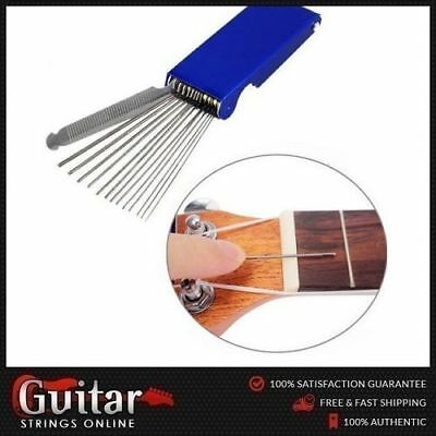 New Guitar Nut Bridge Pin Hole Files for Electric Acoustic Bass Ukulele Luthier