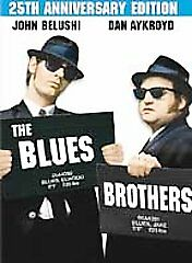 The Blues Brothers  (Full Screen 25th Anniversary Edition), Excellent DVD, John