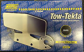 Brand New Maypole Mp4431 Black Tow-Tekta Protection Plate For Twin Electrics