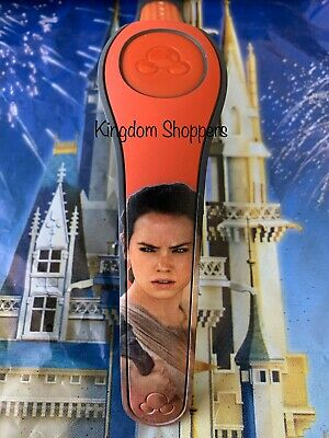 NEW DISNEY PARKS Star Wars REY RED Magicband Magic Band 2 Unlinked