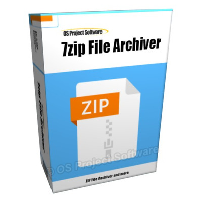 ZIP / WINZIP / UNZIP RAR File Compression Utility Software CD - EUR
