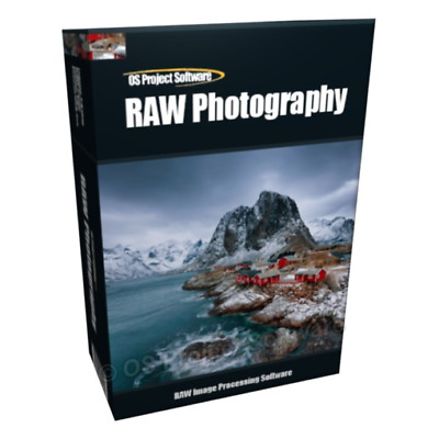 Digital Photo Software Photography RAW JPEG Image Editor Drawing Suite