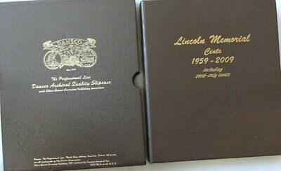 Lincoln Memorial Cents 1959-2009 With Proofs