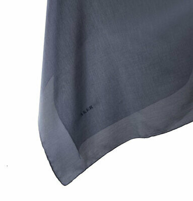 Aker Silk Cotton Square Solid Scarf #7071-423 Summer Hijab