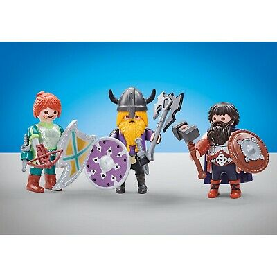 Factory Sealed Playmobil #9342 Dwarf Flyer