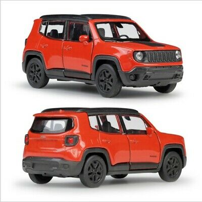 """Jeep Renegade Trailhawk 5"""" Model Cars Toys 1:36 Collection&Gifts Alloy Diecast"""
