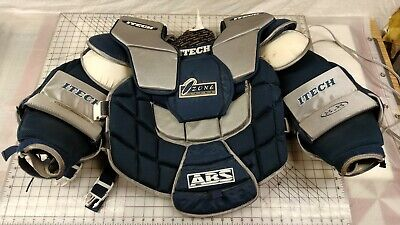 Ice Hockey Goalie Chest Protector Itech 8 8 Profile Pro Chest Arm