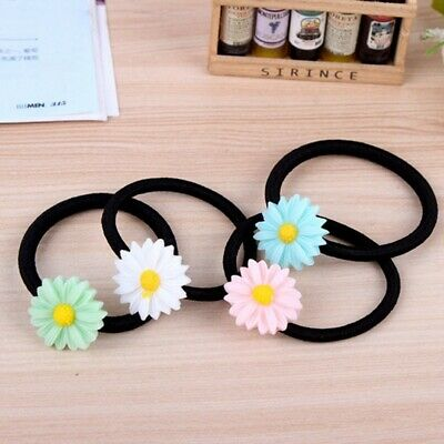 3 PCS Cute Kids Girl Girls Elastic Tiny Hair Tie Band Rope Ring Ponytail Holder