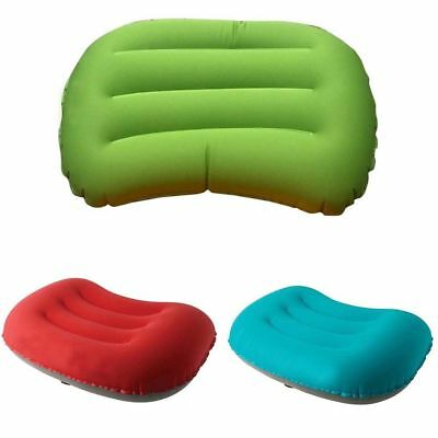 Outdoor Portable Inflatable Pillow Ultralight Folding Air Inflatable Pillow