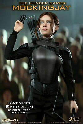 STAR ACE TOYS SA0035 1/6 The Hunger Games Katniss Everdeen Action Figure