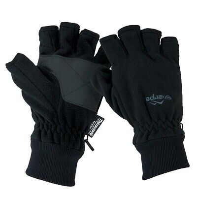 Sherpa Fingerless Fleece Glove