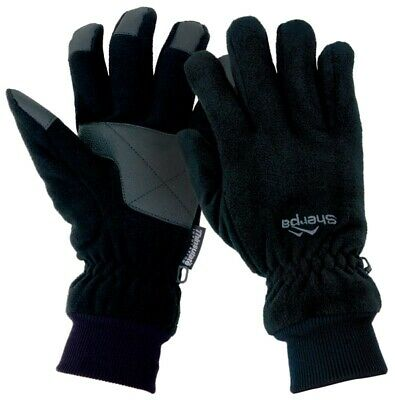 Sherpa Full Fingered Fleece Glove