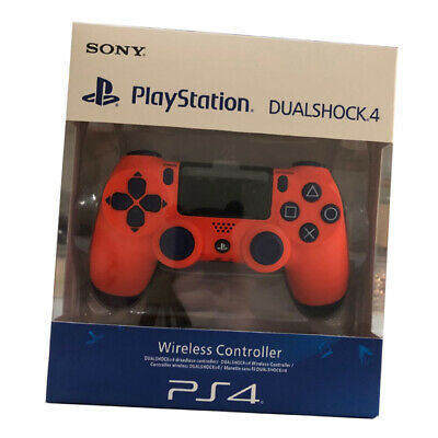 Sony Ps4 Dualshock 4 Wireless Controller - Official V2 - Brand New Sealed In Box
