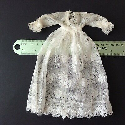Sindy doll 1981 Bride Outfit 44372 Overdress vintage dolls clothes