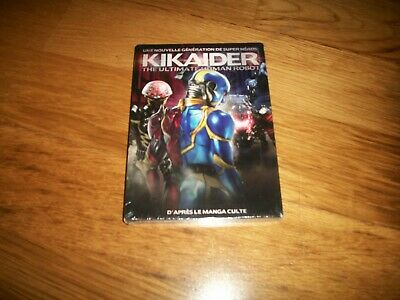 DVD, kikaider, film science fiction, neuf