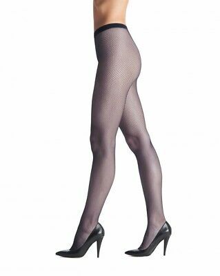 2d54c9df4b03c 2 Pack: Oroblu Tights Tricot Fashion, Fishnet Tighs with micro-sized pattern