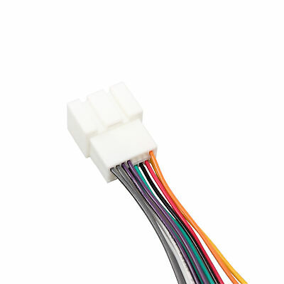 Radio Wire Harness Adapter CD Player Cable Plug for Honda Accord Civic CRV