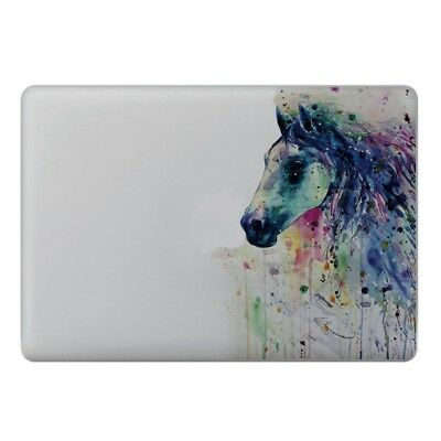 Fantasy Horse Ink Style Vinyl Decal Laptop Sticker For Apple Macbook Pro Ai J9T7