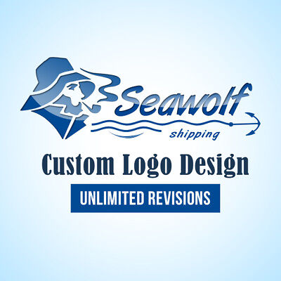 PROFESSIONAL CUSTOM LOGO DESIGN FOR YOUR BUSINESS + UNLIMITED REVISIONS Source