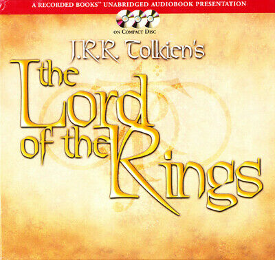 J. R. R. Tolkien The Lord Of The Rings - (6 Audio Books)