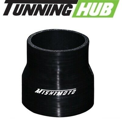 Red Mishimoto MMCP-2530RD 2.5 to 3 Silicone Transition Coupler