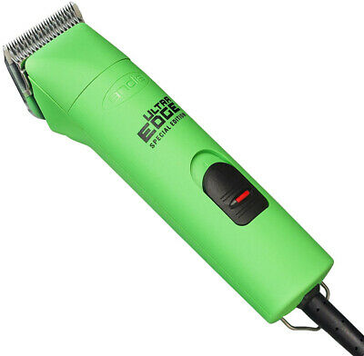 Andis ProClip Super Two-Speed Detachable Blade Clipper, Spring Green, 120 Volt