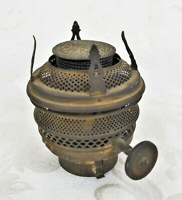 Rare Antique 19th Century J. D. Boyd and Co Oil Lamp Burner