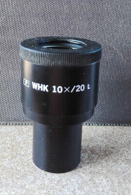 Microscope Olympus Occulaire WHK 10X /20 L (parfait)