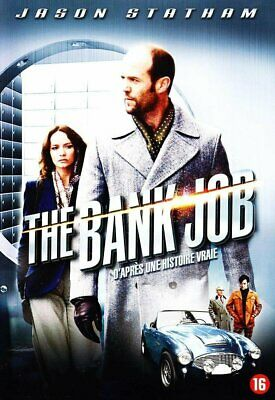 BRAQUAGE A L'ANGLAISE (The bank job) // DVD neuf
