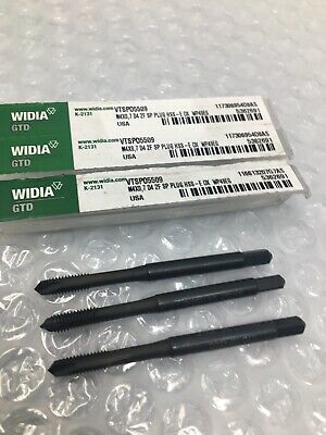 YG1 M8 x 1.0 Spiral Point Combo Tap T3375S 3 Flute D5 Steam Oxide Multi Purpose