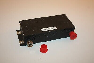 Microwave Filter Co. 15564 UHF Bandpass Filter 915 MHz Center 38 MHz Pass Band