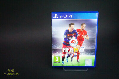 FIFA 16 PS4 Game  AEVG Fast Free Post VGC