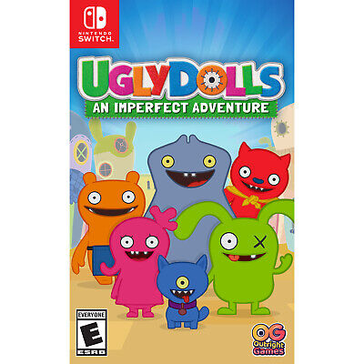 Ugly Dolls: An Imperfect Adventure Switch [Brand New]