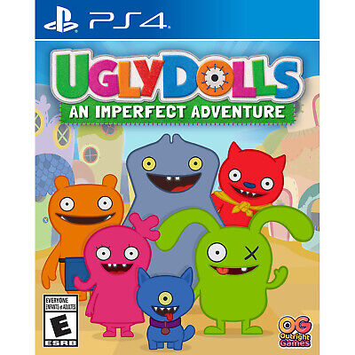 Ugly Dolls: An Imperfect Adventure PS4 [Brand New]