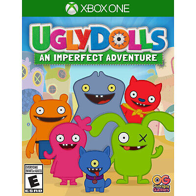 Ugly Dolls: An Imperfect Adventure Xbox One [Brand New]