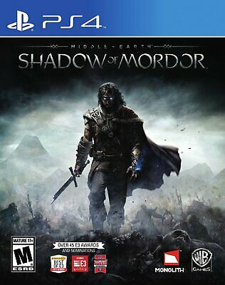 Middle-Earth: Shadow of Mordor PS4 [Factory Refurbished]